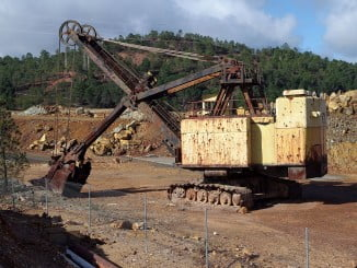 Huelva es la provincia andaluza que más crece en exportación minera