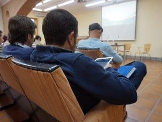 Los cursos de la Diputación van dirigidos a los trabajadores públicos