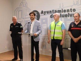 Presentación del Plan Romero Municipal del Ayuntamiento de Huelva