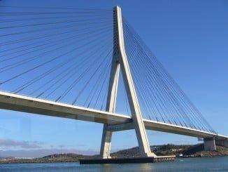 El paso fronterizo que une Huelva con Vila Real de Santo Antonio también será cerrado