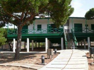 Casa de los Ingleses en Punta Umbría