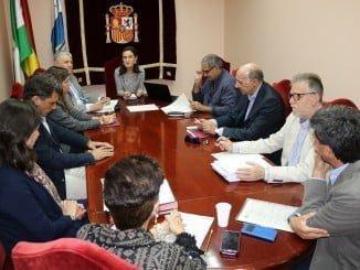 Reunión de coordinación entre los organismos de Sanidad Exterior