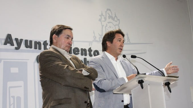 Ruperto Gallardo y Enrique Figueroa