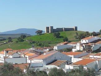 La localidad de Santa Olalla del Cala se muestra compungida por el suceso