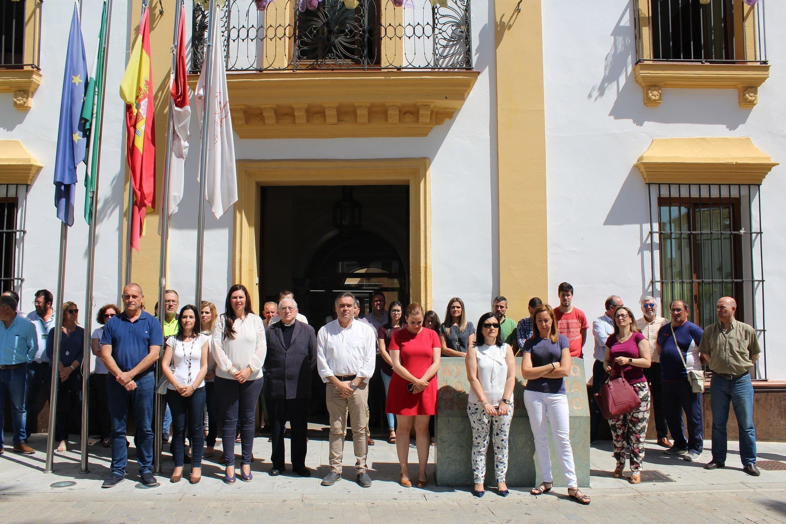 La Palma del Condado se suma al dolor por las víctimas del atentado en el Reino Unido