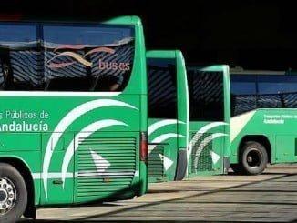 Los usuarios del Consorcio de Transportes de Huelva aumentan un 1,01% respecto de 2016