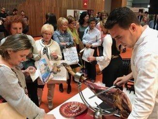 Huelva ha llevado su cocina a Bilbao para conquistar los paladares del País Vasco