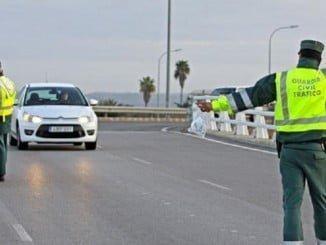 Salidas de la vía y colisiones frontales, los tipos de accidente más común en estas carreteras