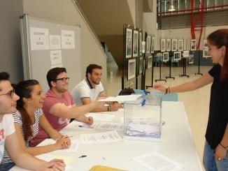 Están llamados a participar en las elecciones de la UHU 12.910 personas, de las que 11.569 son estudiantes