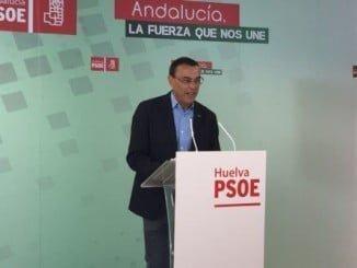 El secretario general del PSOE en Huelva anima a todos los militantes a participar en las primarias