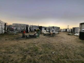 Asentamientos y espacios intermedios de convivencia