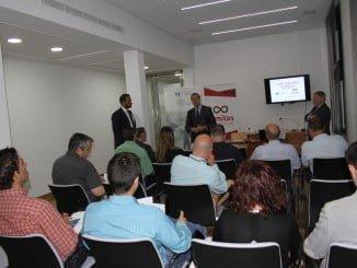 Jornada sobre el 'joint venture' o asociación de empresas para sacar un proyecto común