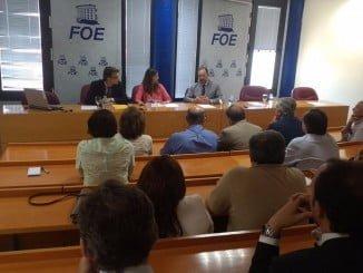 La naviera Termisur Eurocargo ha presentado la nueva línea de contenedores en la FOE