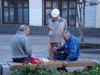 La pensión media de jubilación asciende a 1.062,31 euros, un 2,03% más que el año pasado