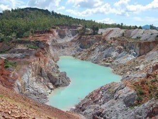 La fuga de aguas mineras ha tenido lugar en el entorno del río Odiel, en el municipio de Calañas