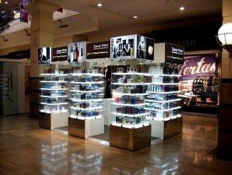 El mercado de perfumería en España creció el año pasado en conjunto un 2,3%