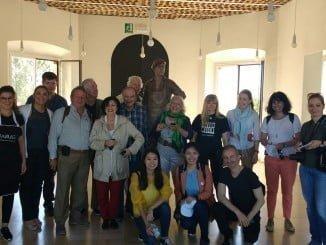 Periodistas de medios internacionales han visitado Huelva para informar sobre la gastronomía onubense