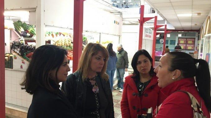 Los populares recuerdan que el PP dejó un proyecto del Mercado de San Sebastián  consensuado con los detallistas