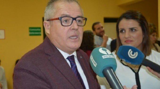 Delegado de Salud en Huelva, Rafael López
