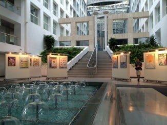 Los socios de Adesva podrán disfrutar de este espacio en la capital hispalense para realizar sus negocios