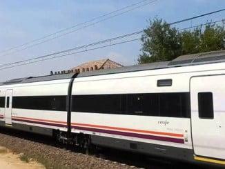 Los socialistas dicen que ampliar la oferta de trenes Huelva-Madrid no supone inversiones millonarias