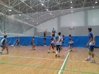 El equipo jugó en el Grupo A frente a Melilla