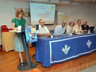 Los miembros de los jurados han valorado los trabajos  del concurso convocado por las Fundaciones Caja Rural del Sur y Flores Jimeno.