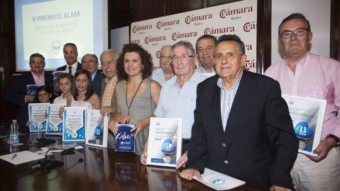 Entregado los premios Alma del Banco de Alimentos de Huelva.
