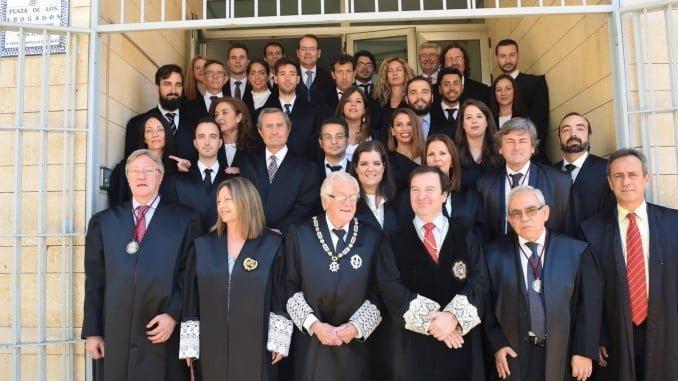 Catorce nuevos abogados se incorporar al Colegio en Huelva.