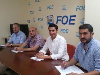Nueva directiva de la Asociación de Empresas de Seguridad de la FOE