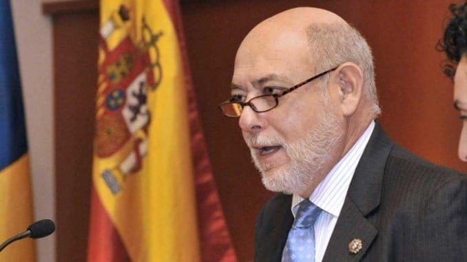 El fiscal del Estado, José Manuel Maza, participará en las jornadas del Colegio de Abogados.