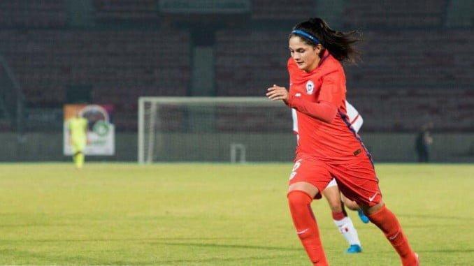 El Sporting de Huelva se refuerza con la chilena Bárbara Santibáñez.