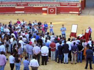 El mundo taurino de Huelva estuvo con Iván Fandiño, torero fallecido muy vinculado a la provincia.