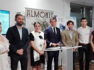 La Feria de Almonte etá dedicada a Moguer.