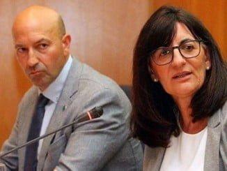 Juan José García Machado y María Antonia Peña han cerradp un acuerdo para unir sus programas de cara a la segunda vuelta de las elecciones al rectorado.