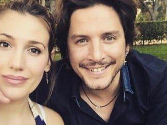 Almudena Navalón  y Manuel Carrasco son ya padres de una niña.
