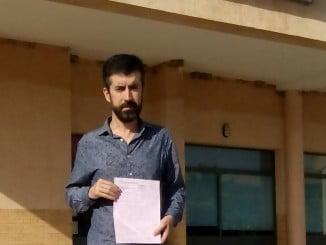 José Antonio Lozano, coordinador del Partido Popular en la Cuenca Minera.