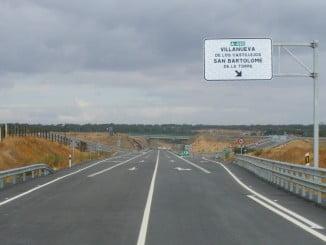 La Junta tramita ya el concurso para adjudicar las obras de seguridad vial de la A-490
