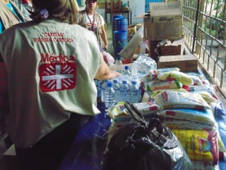 La acción de Cáritas llegó a 41.177 personas en la provincia de Huelva