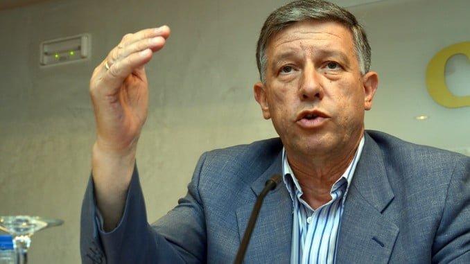 El diputado nacional del PP por Huelva, Carmelo Romero