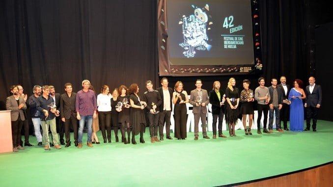 Gala de clausura de la última edición del Festival de Cine Iberoamericano de Huelva