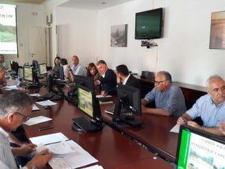 Reunión del Comité Asesor del Plan Infoca