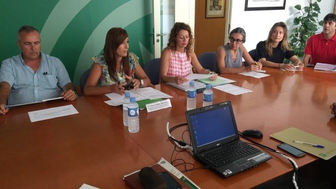 Reunión del Consejo Provincial de Medio Ambiente y Biodiversidad de Huelva