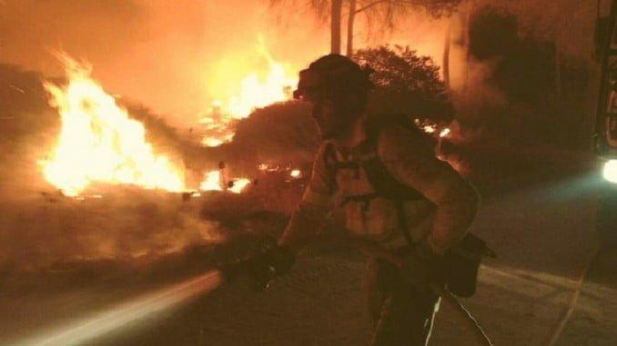 La BIIF es la responsable de elaborar el informe técnico sobre el incendio, un proceso complejo
