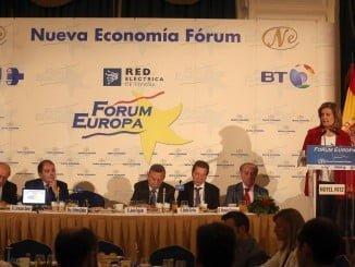 La ministra de Empleo presenta al presidente de ATA, Lorenzo Amor