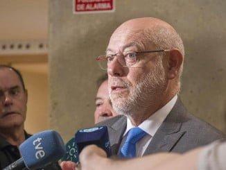 """José Manuel Maza asegura que """"la gran enfermedad de la justicia española es su lentitud"""""""