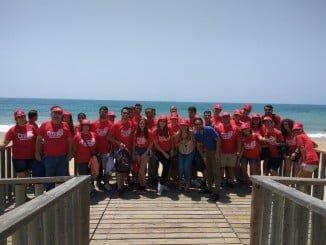 Los agentes de Playas Limpias llevarán a cabo una labor de concienciación medioambiental