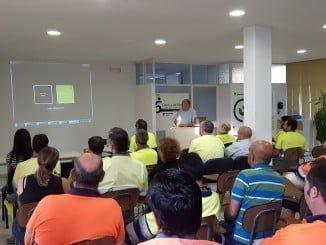 Cementos Cosmos celebra el Global Safety Day en Niebla