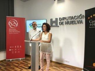 La Diputación de Huelva y la Mancomunidad del Condado, han presentado las becas basadas en la movilidad de estudiantes de Formación Profesional