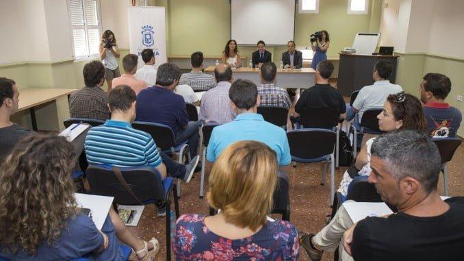 Jornada de Networking empresarial en el Centro de Inserción Sociolaboral de Los Rosales